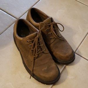 Men's Columbia Quadensity brown size 11.5